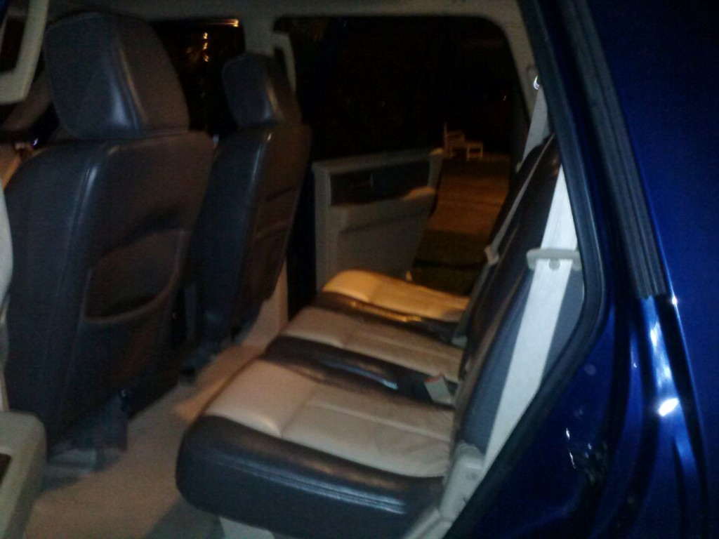 Interior Car Detailing In Clearwater Florida