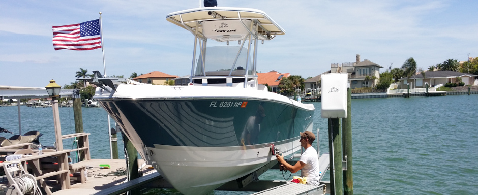 Boat and Yacht Detailing