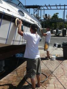 dunedin boat detai compounding